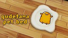 Gudetama Pet Bed for The Sims 4
