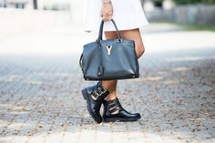 TREND #BLACK&WHITE #OUTFIT #FASHIONBLOGGER