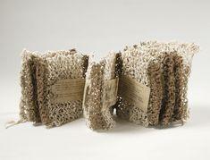 Aimee Lee - Hanji Papermaking Artist - Knitted Book