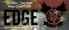 If this post gets 1000 shares from the original post on Jamie's website then Episode 4 of Edge will unlock! Otherwise you will have to wait on the edge of your seat till October 7th... Edge Episode 1: http://goo.gl/f2JmIe