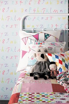 8 inspiring ideas for kids rooms. Enchanting fabrics and toys for children, from stripes and polka dots to whimsical menageries. Styled by Alexandra Gordon and Conor Burke for Vogue Living.
