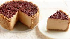 Cheesecake cu lapte condensat - cel mai fin și aromat desert fără coacere! - Bucatarul.tv