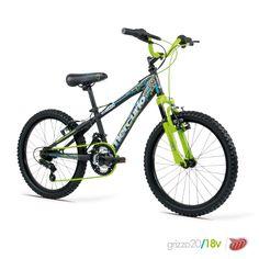 Bicicletas Mercurio Modelo Grizzo20 MTB/Recreación #bikes #bicicletas #bicicletasmercurio   https://www.facebook.com/BicicletasMercurio
