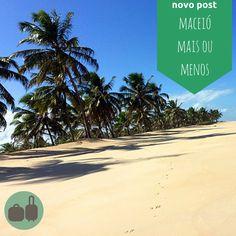 Novo texto do @tiagomedina para o blog traz sua impressão nem tão boa, nem tão ruim da capital alagoana, Maceió.  Foto by Tiago Medina.  #alagoas #maceio #falesias #travel #viagem #praia #brasil #nordeste #litoral #passageira #contesuaviagem