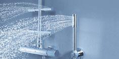 die 134 besten bilder von grohe stunning showers in 2019 showers bathroom faucets und. Black Bedroom Furniture Sets. Home Design Ideas