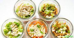 Vergiss Instant-Suppen im Plastikbecher - mit diesem Rezept kannst du Instant-Suppe aus frischen Zutaten selber machen, perfekt fürs Büro und schnelle Mahlzeit.