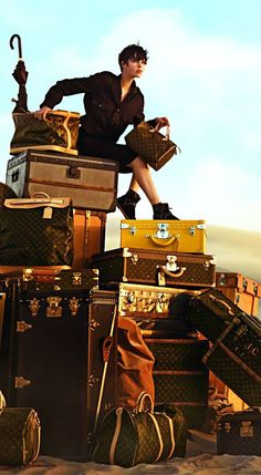 The Spirit of Travel from Louis Vuitton