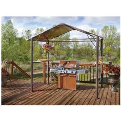 Aluminum Hardtop Gazebo and Its Considerations : Living Home Outdoors Aluminum Hardtop Gazebo. Living home outdoors aluminum hardtop gazebo. Screened Gazebo, Grill Gazebo, Hot Tub Gazebo, Gazebo Pergola, Pergola Canopy, Canopy Outdoor, Wooden Pergola, Tent, Gazebo Ideas