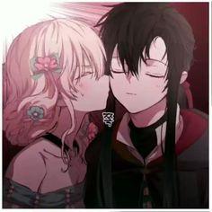 Anime Couples Drawings, Anime Couples Manga, Cute Anime Couples, Anime Guys, Anime Chibi, Manga Anime, Manhwa, Kawaii Anime Girl, Anime Art Girl