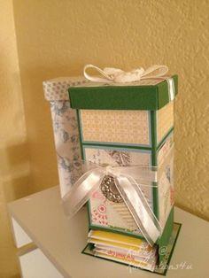 Tea bag Dispenser katscreations4u.blogspot.com
