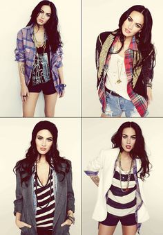 love her style, NOT her.    #blehmeganfox