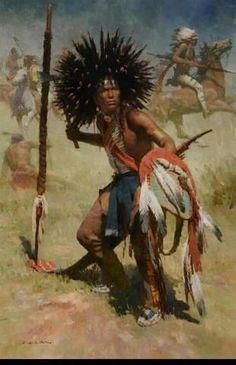 Cheyenne Dog Soldier | DavidLee