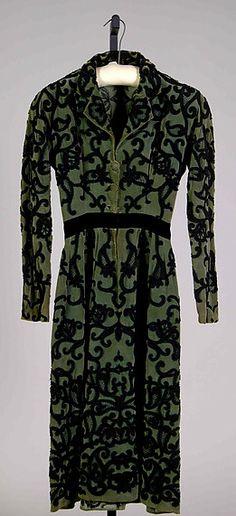 1946-47 Balenciaga dress