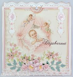 Sweet Baby Girl by Marianne