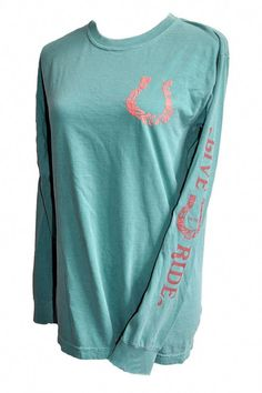 BOHO Horse LONG Sleeve T-shirt - Horse Tshirt - Fashionable horse tshirts for sales - Equestrian Boots, Equestrian Outfits, Equestrian Style, Equestrian Fashion, Cowgirl Outfits, Riding Outfits, Cowgirl Shirts, Equestrian Girls, Hipster Outfits