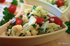 Salada de couve-flor « chezbianca