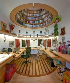 Cool office space!