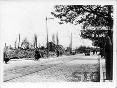 WW2 in the Netherlands - Rotterdam May 14th 1940 - Goudsche singel