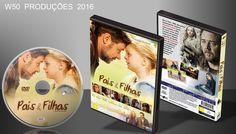 Pais E Filhas - DVD 1 - ➨ Vitrine - Galeria De Capas - MundoNet | Capas & Labels Customizados