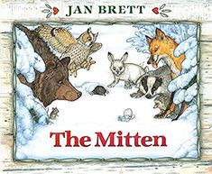 Jan Brett creates a dramatic picture book with the story of Nicki, a young boy who has lost a mitten in the snow and the animals who try to make a home of it. Jan Brett, The Animals, Chut Je Lis, The Snow, Books To Read, My Books, Story Books, Sleepy, The Reader