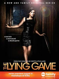 The Lying Game..... new favorite show!!! Thanks @Emily Groves