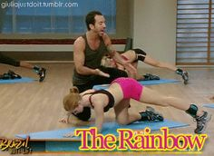 The Rainbow - Glutes, Hip Flexors