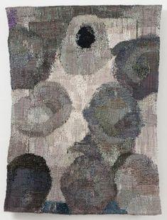 Kivalo Inka: Hopeinen huone Textile Tapestry, Small Tapestry, Textile Fiber Art, Tapestry Weaving, Textile Artists, Textile Patterns, Textile Design, Textiles, Contemporary Tapestries
