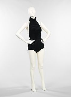 Rudi Gernreich (American, born Austria, 1922–1985). Bathing suit, ca. 1964. The Metropolitan Museum of Art, New York. Brooklyn Museum Costume Collection at The Metropolitan Museum of Art, Gift of the Brooklyn Museum, 2009; Gift of Alice Topp-Lee, 1985 (2009.300.2918)