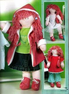 Mimin Dolls: Manuela e suas várias roupas