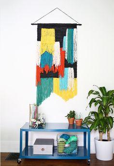 Wandbehang DIY mit Anleitung