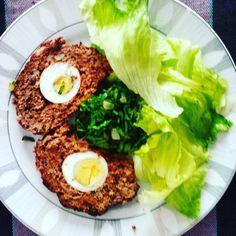 Hoje é ovo ou carne moída? Que tal os dois  Fica como um rocambole so que totalmente low carb  Bom apetite!  #paleo #atkins #keto #primal #lchf #lowcarb #slowcarb #vidasaudavel #barrigadetrigo #semgluten #glutenfree #semlactose #lactosefree #receitaslowcarb #comidadeverdade #instafood #eatrealfood #senhortanquinho #controleseucorpo #diet #dieta #saude #health #fit #fitness
