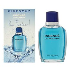 Insense Ultramarine by Givenchy for Men - 3.4 Ounce EDT Spray - http://www.theperfume.org/insense-ultramarine-by-givenchy-for-men-3-4-ounce-edt-spray/