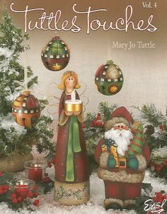 Tuttles Touches Vol. 4 - Mary Jo Tuttle