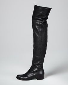 d696e453f44 Jimmy Choo Georgina Stretch Leather Over-the-Knee Boot