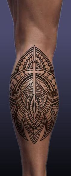 maori tattoos being done Polynesian Tattoos Women, Tribal Tattoos For Men, Tribal Sleeve Tattoos, Trendy Tattoos, Tattoos For Women, Tattoos For Guys, Men Tattoos, Leg Band Tattoos, Best Leg Tattoos