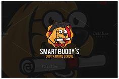 Smart Buddy Logo Mascot  @creativework247