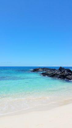 Beach Pink, White Sand Beach, Beach Bum, Ocean Beach, Big Island Hawaii, Island Beach, Small Island, Jamaica Vacation, Vacation Spots