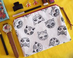 Custom cat purse