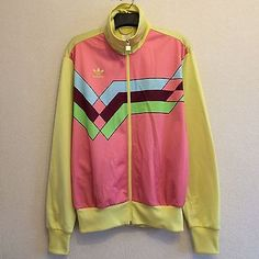 Adidas-Originals-Tracksuit-Top-Retro-80s-Casuals-90s-Indie-Vintage-Track-Jacket