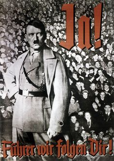 Hitler's technique is one of the most popular and standard exmple of propaganda. First, he pointed out the commonality of the people gathered in the crowd so that he could instantly unify the group. Then, he identified a threat to that commonality and stir emotions of fear and anger. Invoking a higher power, and appoint himself as an agent of that higher power and put a deep trust on the crowd. Eventually Adolf Hitler who is often called a monster, changed the world landscape forever.