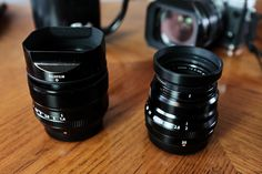 Fuji XF 35mm f1.4 vs XF 35mm f2. It's pretty much a draw. 6 of one, 1/2 dozen of the other.