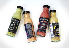 Linden Valley Gourmet | Salad Dressing (Designed by Me! Hoorah!)