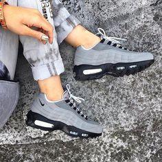 @whoscolejay | Nike Air Max 95 iD | #Sneakerheaduk by sneakerheaduk