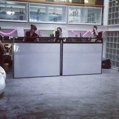 Barra Soft Drink para 350 publicistas