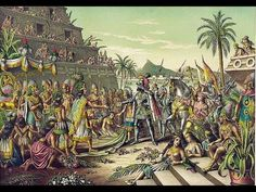In the Spanish conquistador Hernan Cortes arrived on the outskirts of Tenochtitlan, the capital of the mighty Aztec Empire. It has been said that to the Aztec emperor, Montezuma II, Cortes and h Montezuma, Moctezuma Ii, Conquistador, Aztec Society, Christoph Kolumbus, Aztec Emperor, Mesoamerican, Lake Texcoco, 16th Century