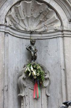 Manneken-Pis, Brussels