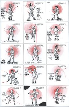 """106 Tai Chi Poses for And 1 Shoes - Jason Graham illustrated 106 Tai Chi Poses out of 212 for """"And 1 Shoes"""". The drawings are ink and watercolor on 3″x3″ card stock. And 1 is making 212 pairs of limited edition shoes and each pair of shoes will include 1 of these hand drawn cards."""