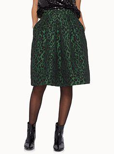 8586876312b3 Compania Fantastica de Madrid chez Twik On adore cette jupe ultra glam à  l imprimé
