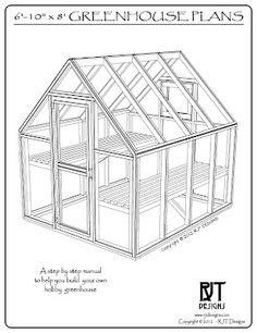Building a Greenhouse - Bepa's greenhouse