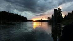 Spokane River,  coeur d alene,  Idaho